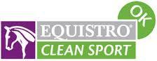 Logo Equistro Clean sport OK