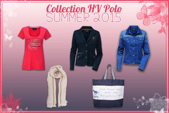 Collection HV Polo été 2015