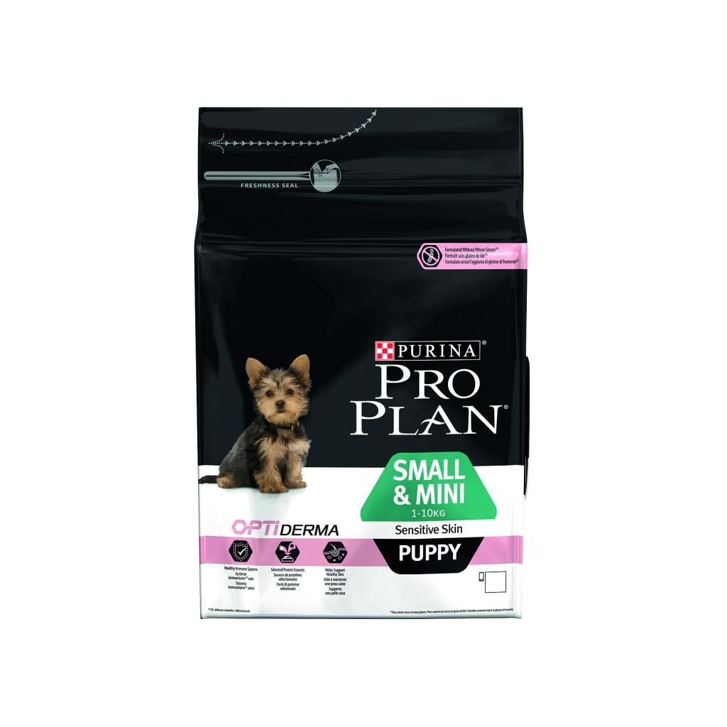 12272619_7613035123809_Pro Plan Small & Mini Puppy Sensitive Skin_3kg_HD