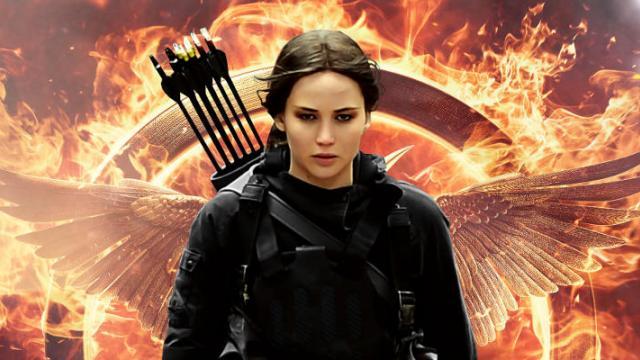 Hunger Games La révolte-Katniss Everdeen