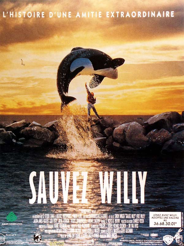 Sauvez Willy