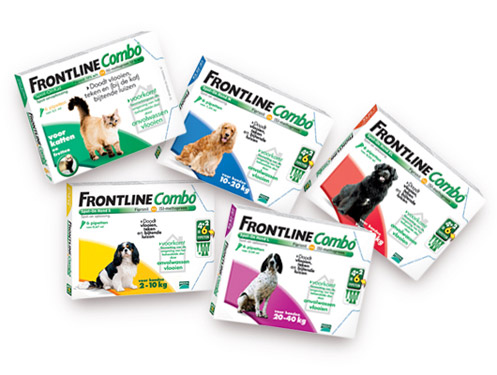 Frontline Combo chiens et chats
