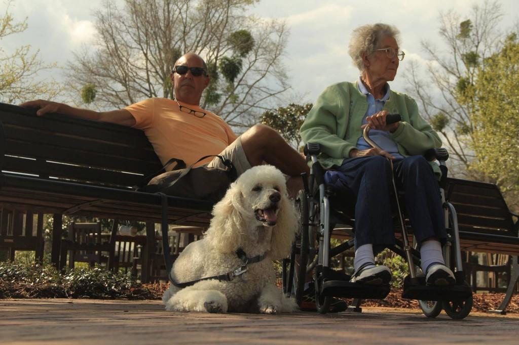 Norma, Tim et le caniche Ringo