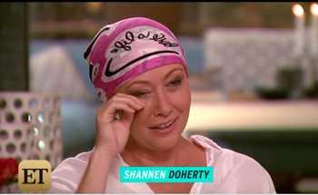 La chienne de Shannen Doherty détecte son cancer du sein.