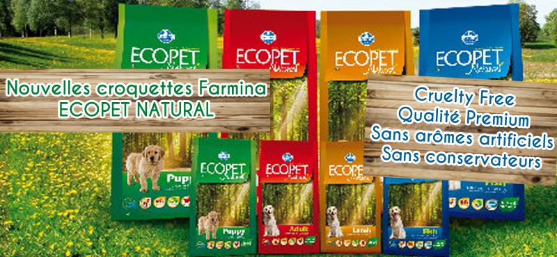 Farmina Ecopet Natural chiens