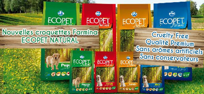 Farmina Ecopet Natural chiens
