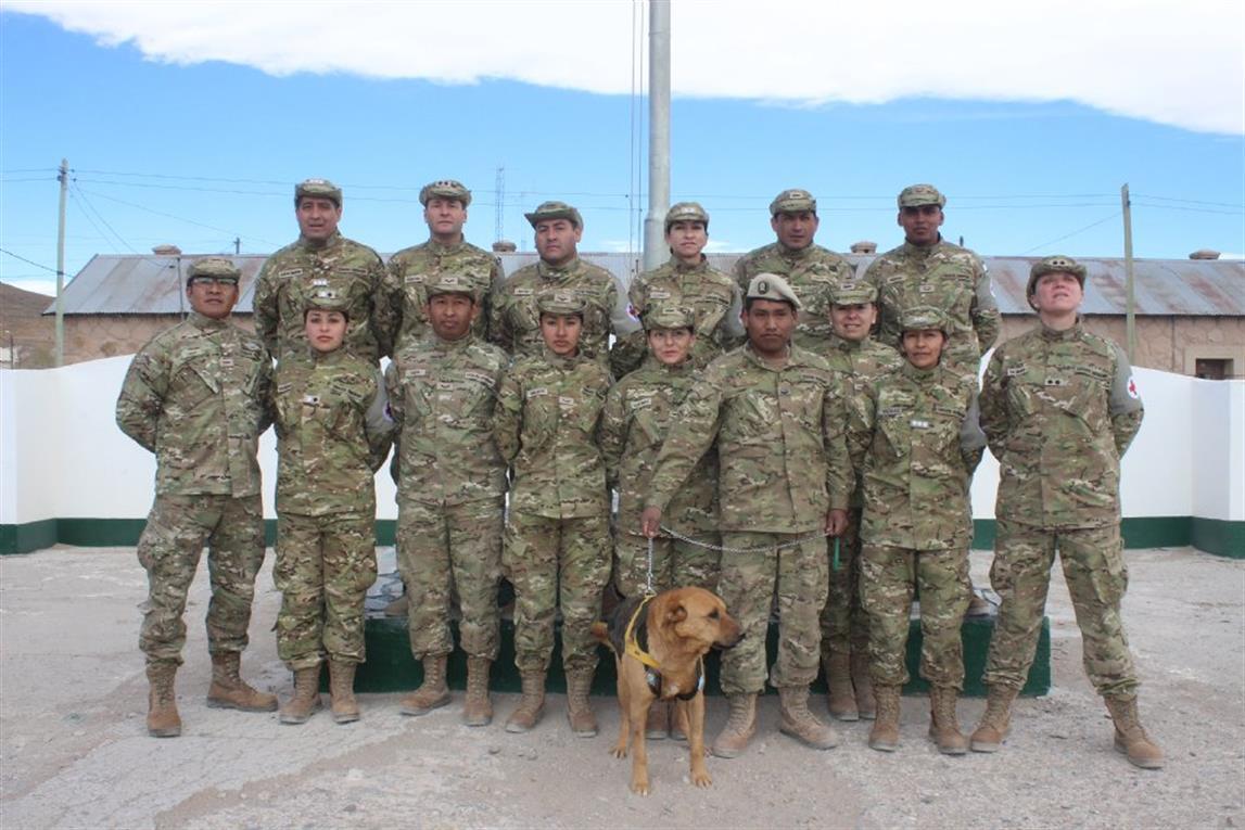 Cabo le chien sergent
