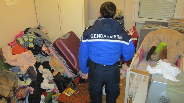 Les gendarmes de Lamballe