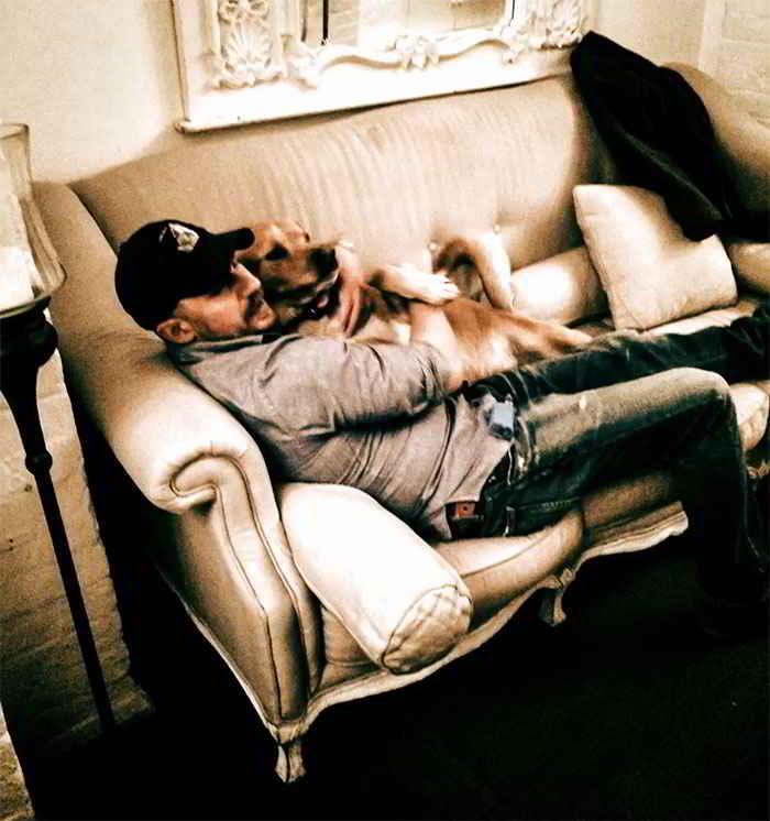 Tom Hardy et Woody