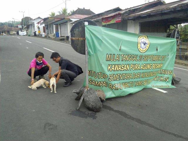 L'association BARC à Bali