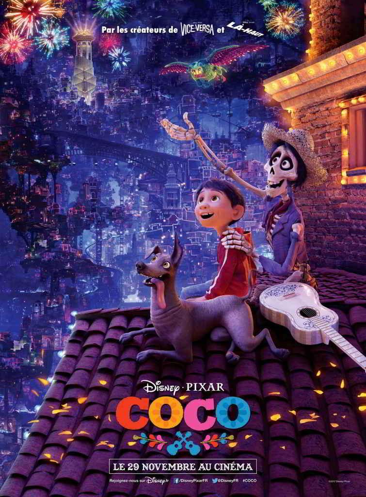 Coco Pixar Disney