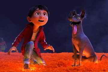 Miguel et son chien nu mexicain Dante