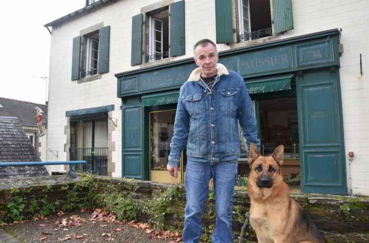 Jacques et Loustic /photo herve corre le telegramme