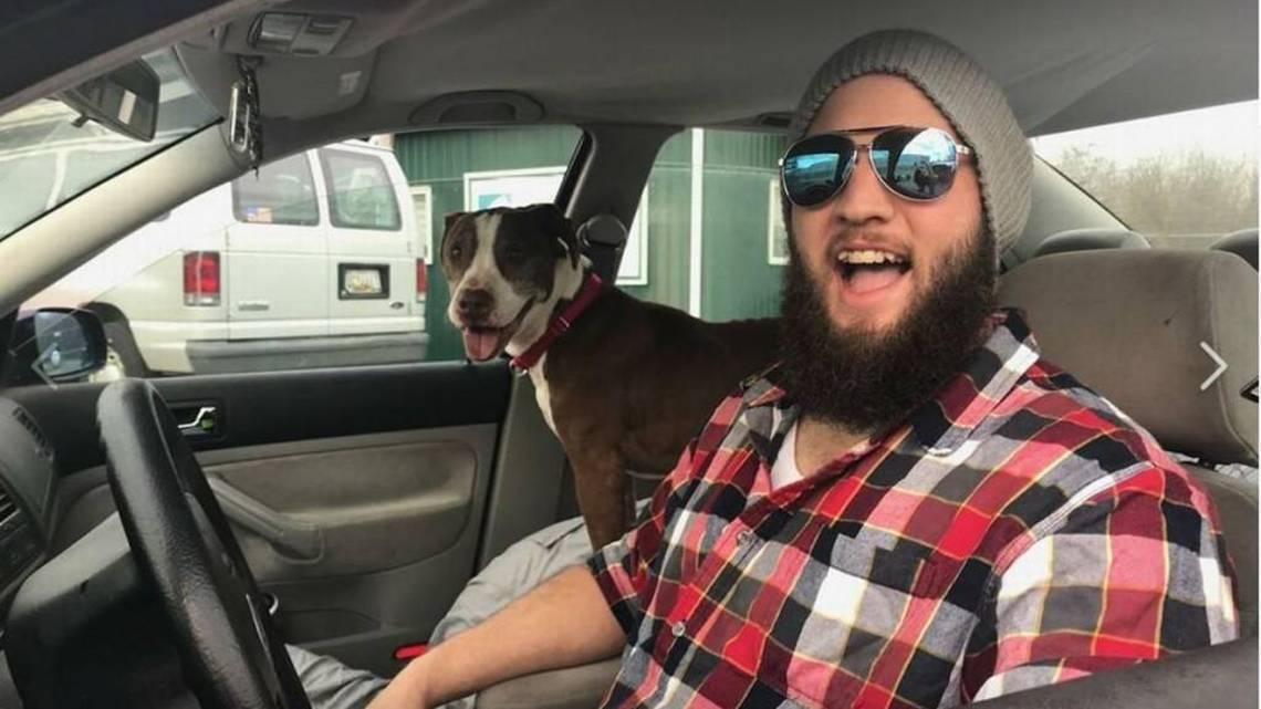 Zimba et Zach sur la route du Kansas