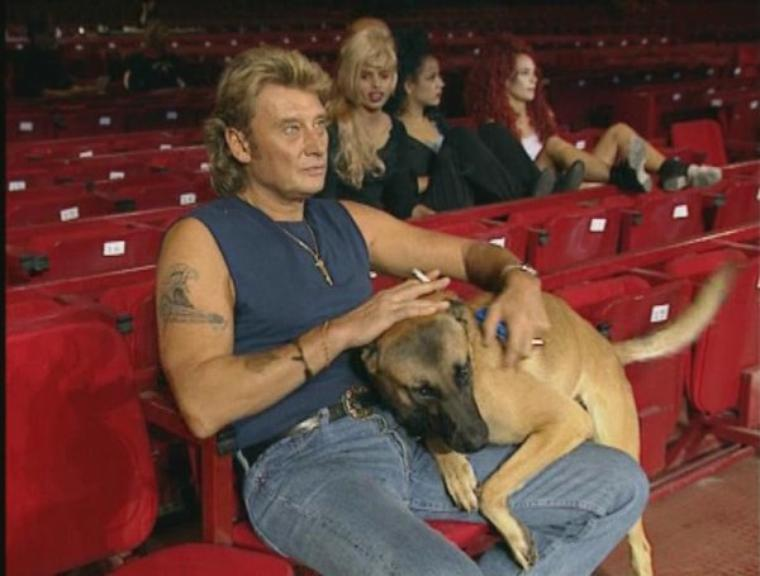 Johnny et son malinois