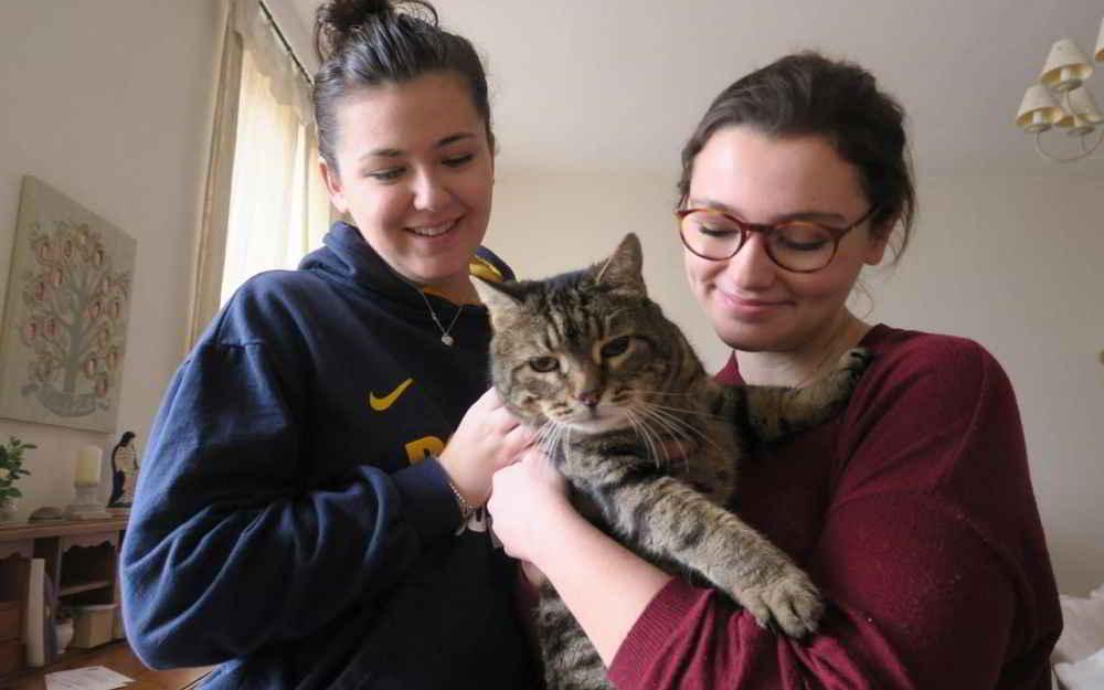 Léa, Lise et Choupa