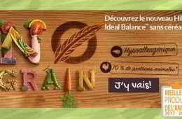 Croquettes sans céréales Hill's Ideal Balance
