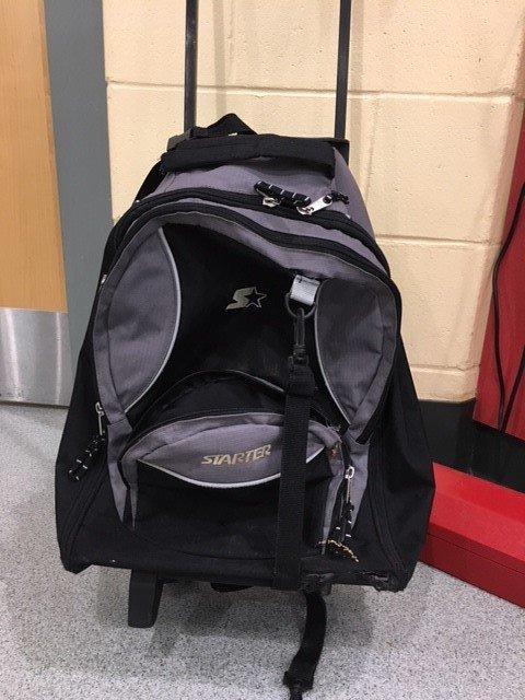 Le sac à dos mystérieux