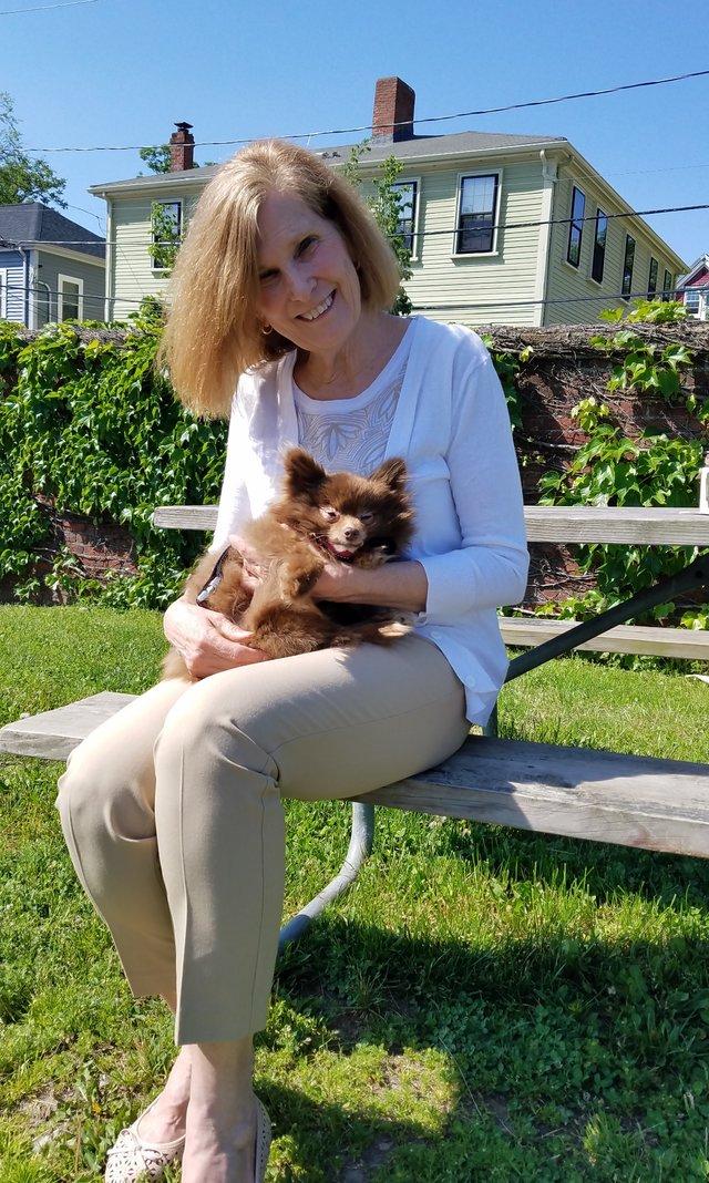 Jan et sa maman d'adoption