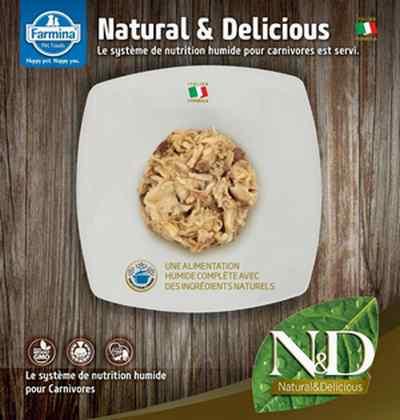 Farmina N&D Wet Food