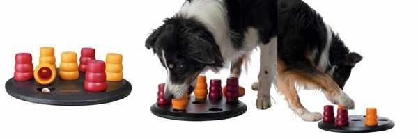 Jeux de réflexion Solitaire Trixie pour chien