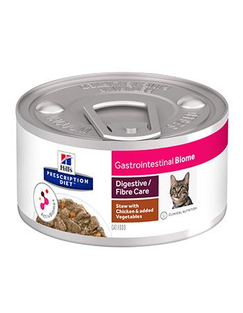 Hill's Prescription diet Gastro intestinal Biome mijoté chat